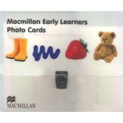 Macmillan Early Learners - Photo Cards