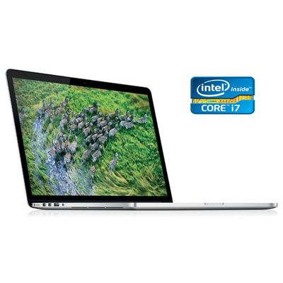 "Reembalado - MacBook Pro Tela Retina 15.4"" Mc975bz/A Intel Core i7 Quad Core, 8 Gb, SSD 256 Gb, 15.4"", Mac Os X Lion 10."