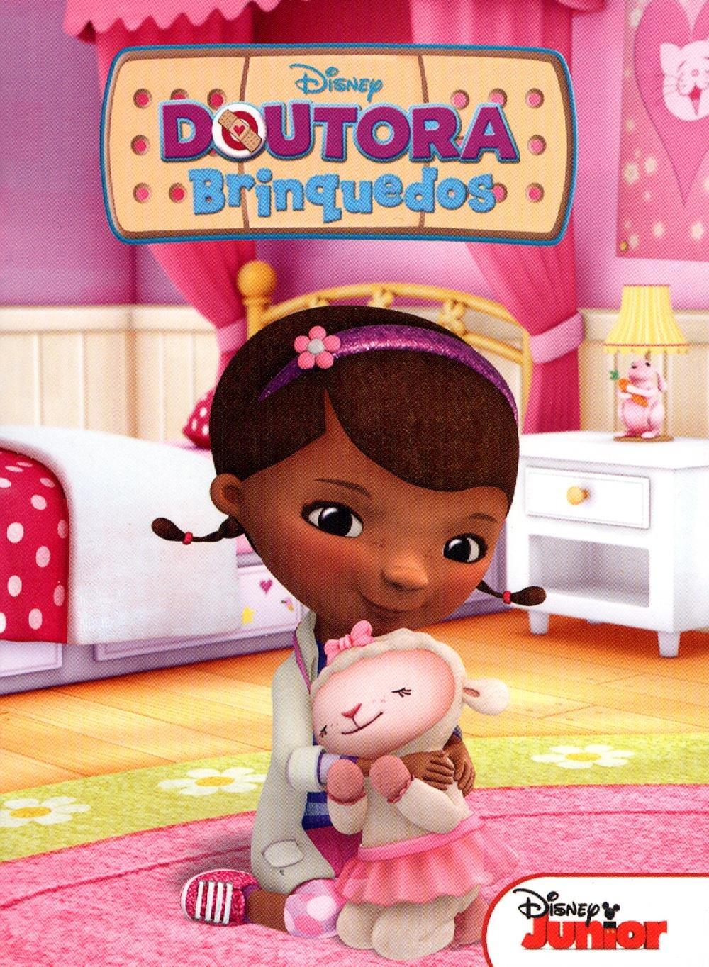 Doutora Brinquedos Disney Saraiva
