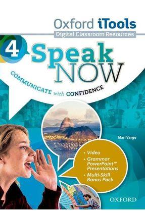 Speak Now - Level 4 - Itools + DVD-ROM - Editora Oxford | Tagrny.org