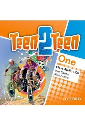 Teen2teen - One - Class Audio - Editora Oxford | Nisrs.org