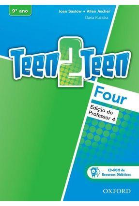 Teen2teen Four - Teacher´S Pack - Editora Oxford | Hoshan.org