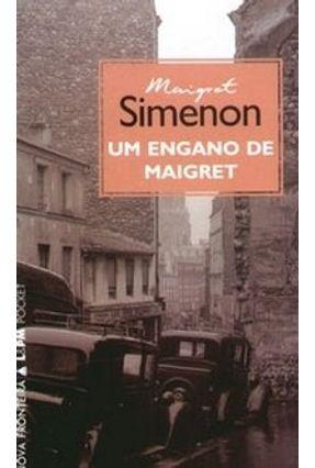 Um Engano de Maigret - Vol. 19 - Col. Simenon Pocket - 2ª Ed. 2006 - Simenon,Georges   Hoshan.org