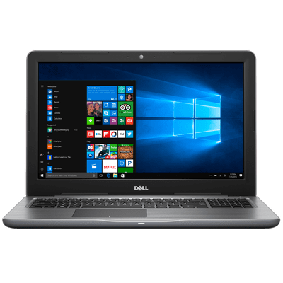 "Notebook Dell Inspiron I15-5567-A30c Intel®Core™ I5-7200U, 1Tb, 8Gb 15"" 2Gb AMD Radeon™ R7 M445, W10"
