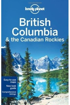 Lonely Planet - British Columbia & The Canadian Rockies - Sainsbury Planet,Lonely   Hoshan.org