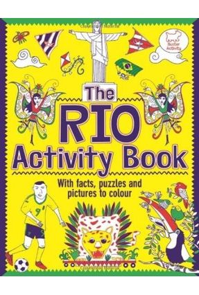 The Rio Activity Book - Stride ,Lottie   Tagrny.org