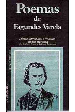 Poemas de Fagundes Varela - Col. Prestigio - Saraiva