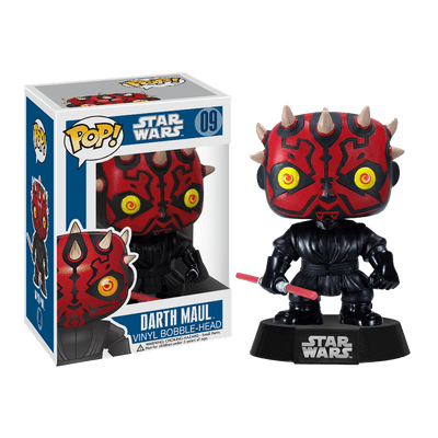 Darth Maul - Pop Vinyl