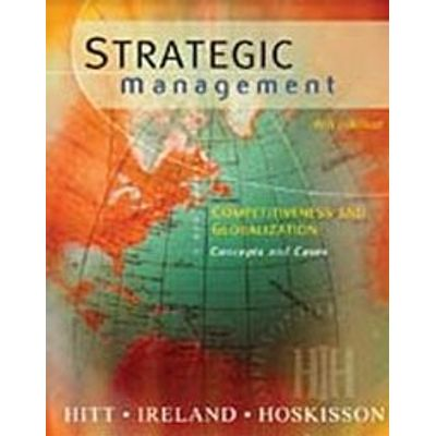 Strategic Management With Infotrac