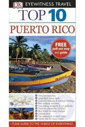 Dk Eyewitness Top 10 Travel Guide - Puerto Rico - Dk   Hoshan.org