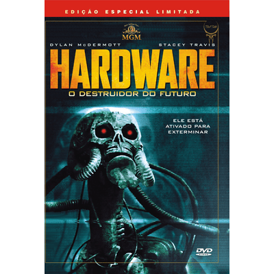 Hardware - o Destruidor do Futuro - 3 DVDs