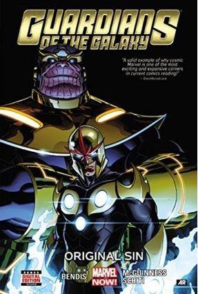 Guardians Of The Galay Vol. 4 - Original Sin - Marvel Comics | Hoshan.org