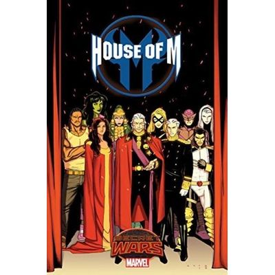 House Of M - Warzones!