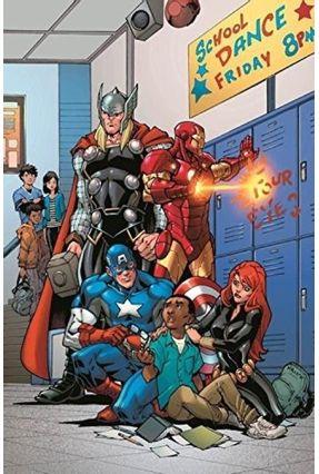 Avengers - No More Bullying - Duggan,Gerry | Hoshan.org