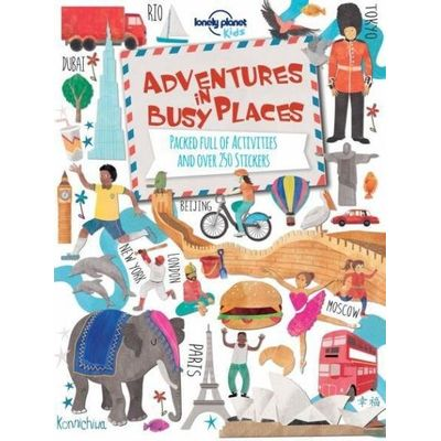 Lonely Planet Kids - Adventures In Busy Places
