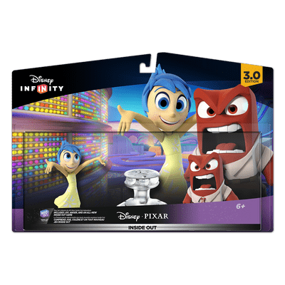 Usado - Disney Infinity 3.0 - Inside Out Play Set