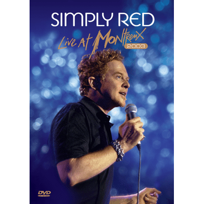 Simply Red - Live At Montrex 2003 - DVD