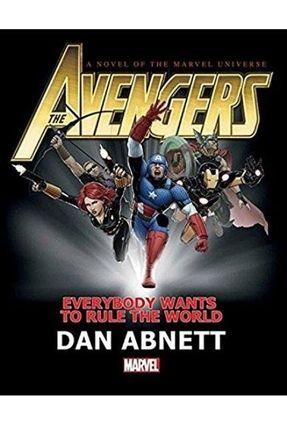 Avengers - Everybody Wants To Rule The World Prose Novel - Abnett,Dan | Hoshan.org