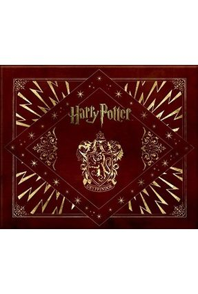 Harry Potter - Gryffindor Deluxe Stationery Set - Insight Editions pdf epub