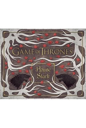 Game Of Thrones - House Stark Deluxe Stationery Set - Insight Editions   Hoshan.org
