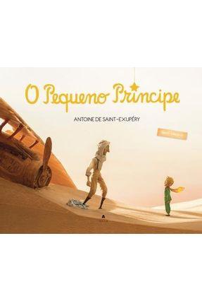 O Pequeno Príncipe - Versão do Filme - Saint-Exupéry,Antoine De | Hoshan.org