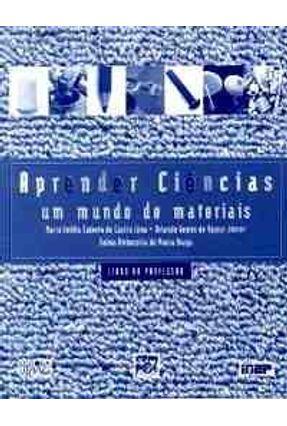 Aprender Ciencias - Um Mundo de Mat. L/Prof.