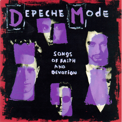 Depeche Mode - Songs Of Faith And Devotion - LP