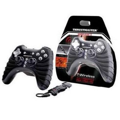 Reembalado - Controle T Wireless 3 Em 1 Rumble Force - PS2 / PS3 / PC