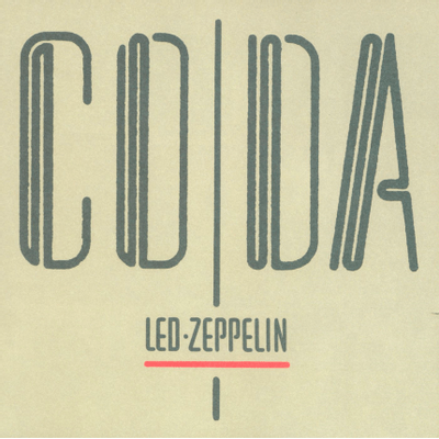 LED Zeppelin - Coda Deluxe - 3 CDs - Digipack