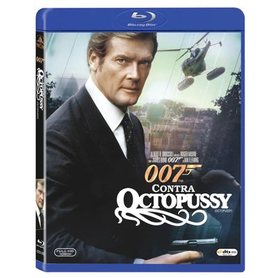 007 - Contra Octopussy - Blu-ray