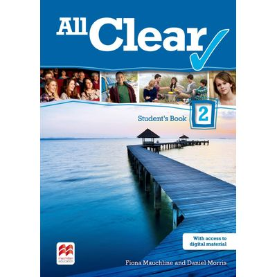 All Clear Student's Book Pack-2