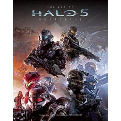 The Art Of Halo 5 - Guardians