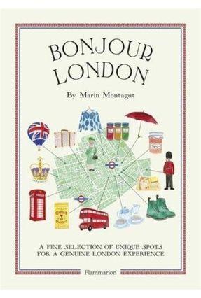 Bonjour London - The Bonjour City Map-Guides - Montagut,Marin   Hoshan.org