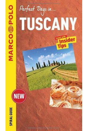 Marco Polo Spiral Guide - Tuscany - MARCO POLO pdf epub