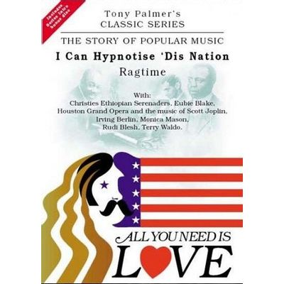 All You Need Is Love Vol 2 - I Can Hypnotise Dis Nation - Ragtime - DVD