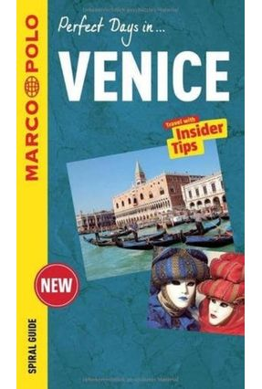 Marco Polo Spiral Guide - Venice - MARCO POLO pdf epub