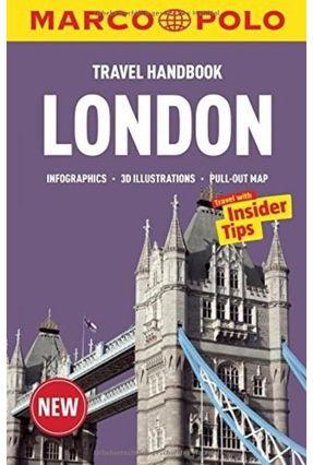 Marco Polo Travel Handbook - London - MARCO POLO pdf epub