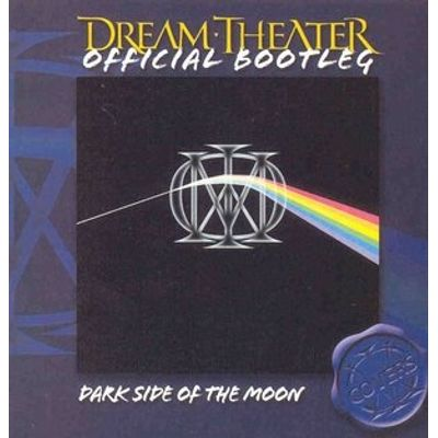 Dream Theater - Dark Side of the Moon - CD Duplo