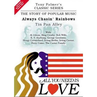 All You Need Is Love Vol 6 - Always Chasing Rainbows - Tin Pan Alley - DVD