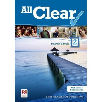 All Clear Student's Book With Workbook Pack-2