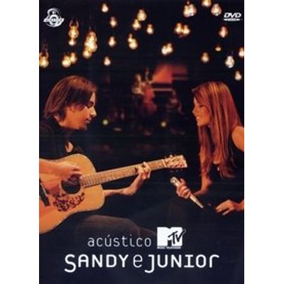 Sandy e Junior - Acústico Mtv - DVD