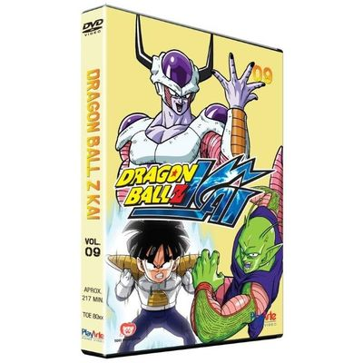 Dragon Ball Z Kai - Volume 9 - Dvd4