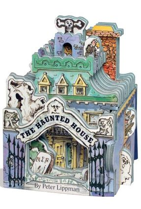 The Haunted House - Mini House Books - Lippman,Peter pdf epub