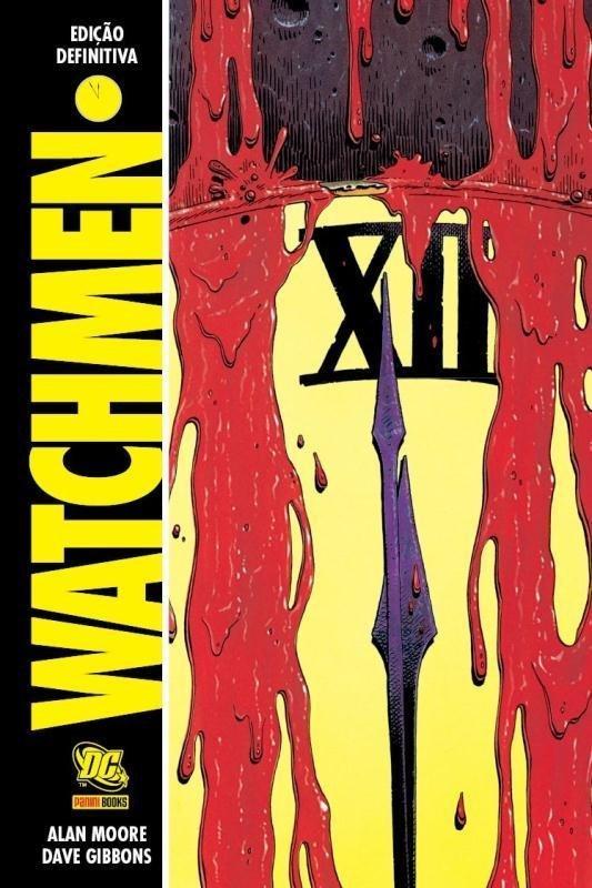 Watchmen - Edição Definitiva - Saraiva