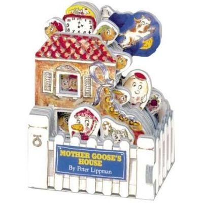Mother Goose's House - Mini House Books
