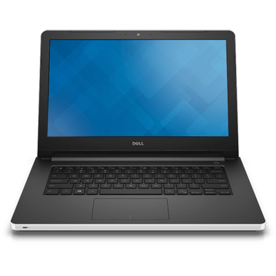 "Notebook Dell Inspiron I14-5458-B40 Série 5000 Branco Intel® Core™ i5-5200U 8Gb 1Tb 14"" Windows 10"