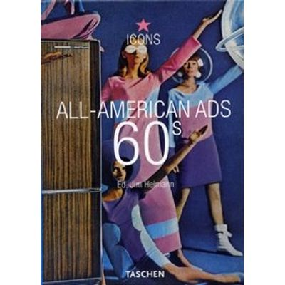 All - American Ads 60's