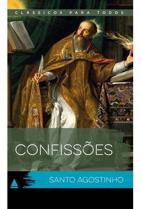 Confissões - Col. Clássicos Para Todos -  pdf epub