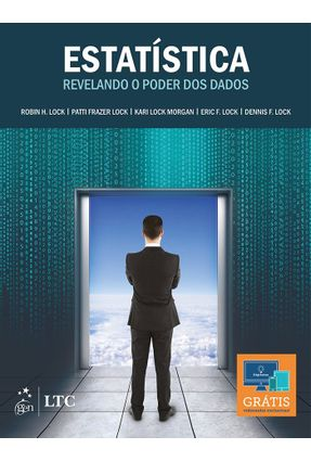 Estatística Revelando o Poder Dos Dados - Lock,Robin H. Morgan,Kari Lock | Hoshan.org