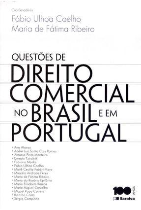 Usado - Questões de Direito Comercial No Brasil e Em Portugal